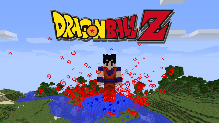 Popular Mod : DRAGON BALL Z ABILITIES FUNCTIONPACK [1.12.2]