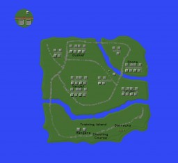 Battleroyale Play Map - Free Server Use Minecraft Map & Project