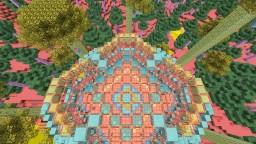 Jungle Taiga Dome Minecraft Map & Project