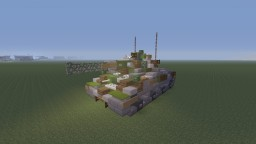 "R.F.L B2-T1 ""Jackrabbit"" Medium Tank Minecraft Map & Project"