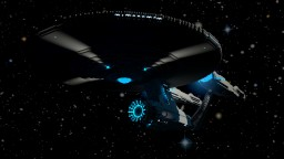 USS ENTERPRISE NCC-1701 Minecraft