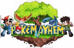 PokeMayhem Pixelmon Server Minecraft