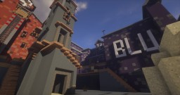 Team Fortress 2: Hightower Minecraft Map & Project