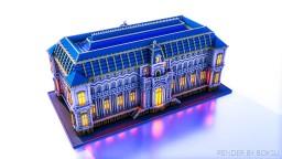 Grand palace Minecraft