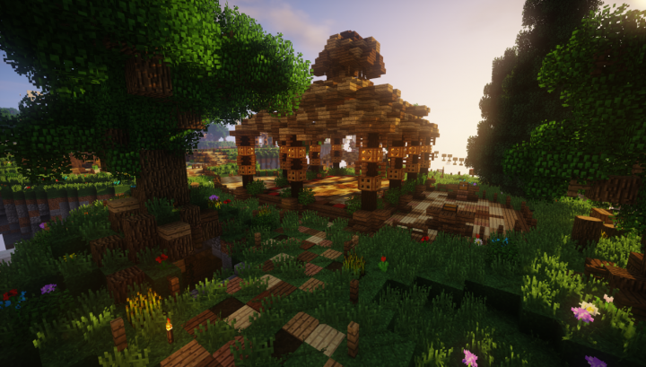 Lobby / Spawn - Classique 1 14 (Download) Minecraft Project