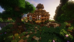 Lobby / Spawn - Classique 1.12.2 (Download) Minecraft Map & Project