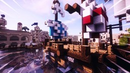 a port Minecraft Map & Project