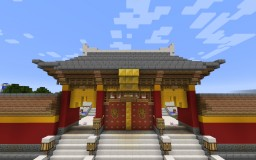 Palacial Gate 宫门 Minecraft Map & Project