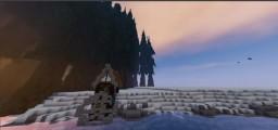 Frozen Overgrown Land-M1n3er Minecraft Map & Project