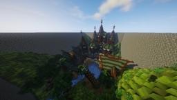 mayssaa || Castle Town Minecraft