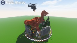 Budderman's Jurassic Showcase Minecraft Map & Project