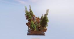 """20x20 Mini-Built """"Silt"""" Minecraft Map & Project"""