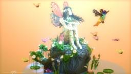 Spring Awakening | Fairy Organic Minecraft Map & Project
