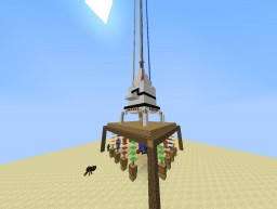 MISSION TO MARS Minecraft Map & Project