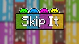 Skip It [1.12] MINI GAMES CHALLENGE Minecraft Map & Project