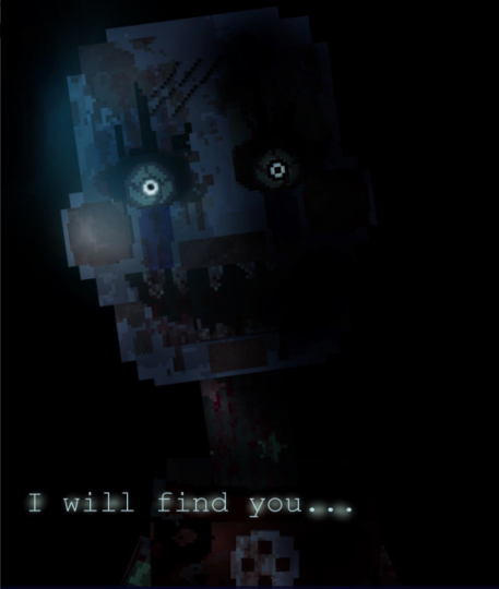 I will find you...