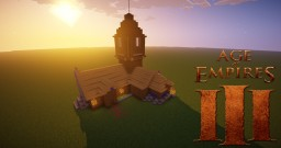 AgeOfEmpiresIII-TownCenter(Age I) Minecraft Map & Project
