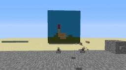 Beta 1.0 computer Minecraft Map & Project