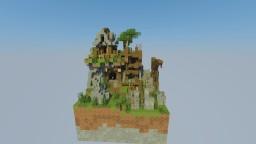 """20x20 Mini-Build """"Mine"""" Minecraft Map & Project"""
