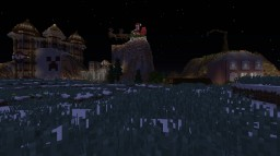 A Santa I built for a Christmas build contest a few years ago Minecraft Map & Project