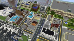 DOWNLOAD OF LEEVILLE ANOUNCEMENT Minecraft Map & Project