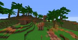 Jungle Practice Spawn { Free Download } Minecraft Map & Project