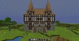 Alfheim Guild Hall Minecraft Map & Project