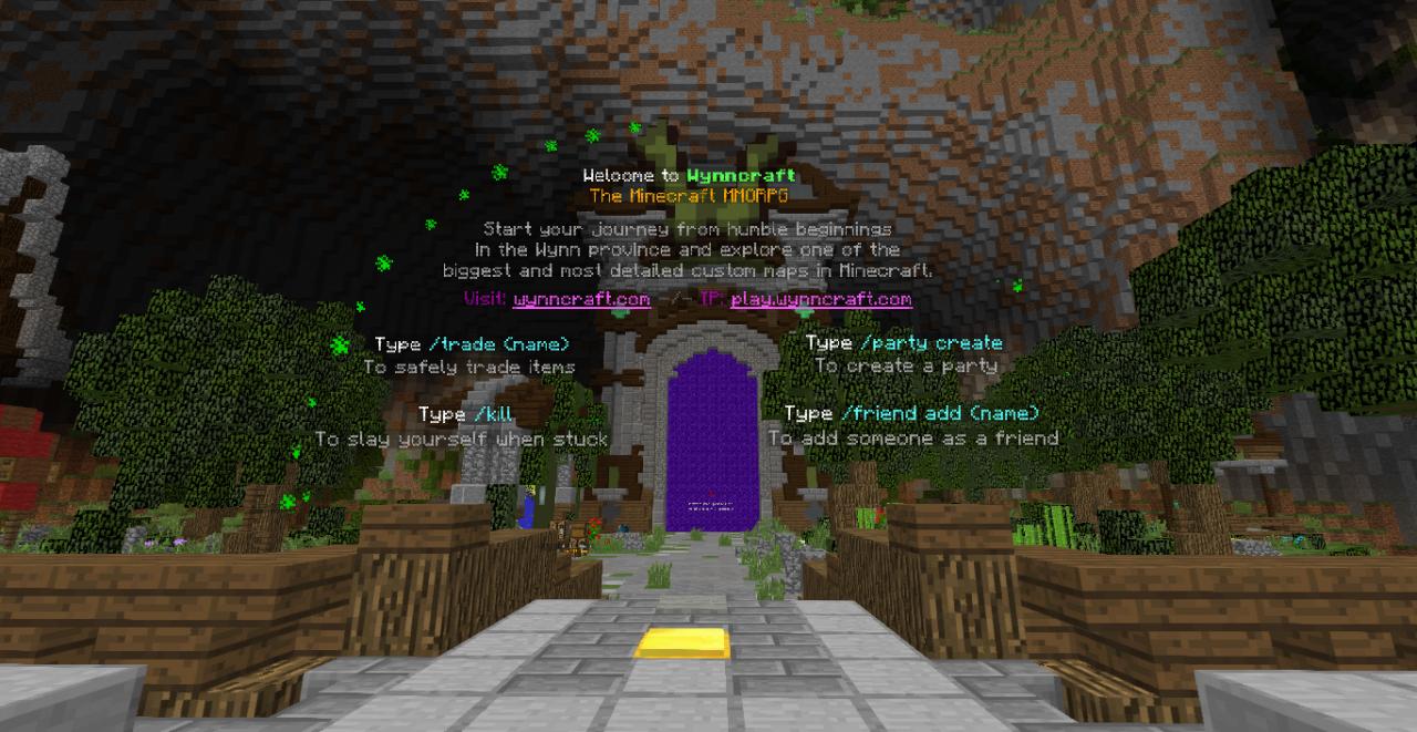 Mining the Servers #2: Wynncraft Minecraft Blog
