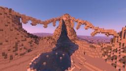 Iwagakure (Hidden Stone Village) - Naruto Shippuden Minecraft