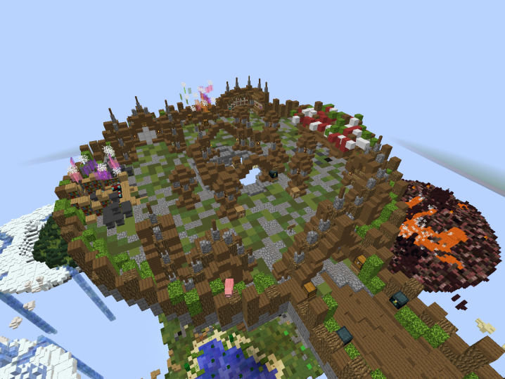 Meval Kit-PvP Map Minecraft Project on