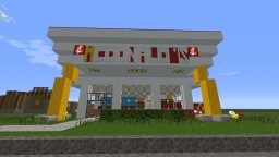 McDonald's Classic Golden Arches Minecraft Map & Project