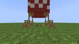 Pikmin Engine Version 0.1 Minecraft Map & Project