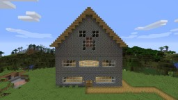 SporeVideos3's House Minecraft Map & Project