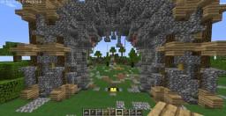 mini Build , progetto test Minecraft Map & Project