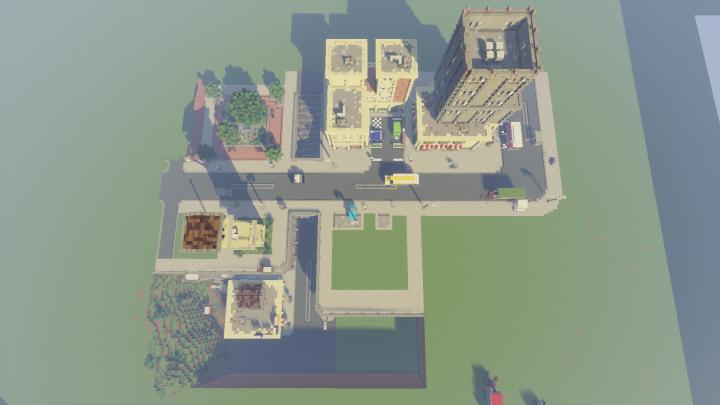 Cake Craft Minecraft Map