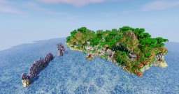 Jungle-Pirate-Lobby Minecraft Map & Project