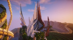 Ender's city hall Minecraft Map & Project