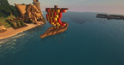 Boot Minecraft Map & Project