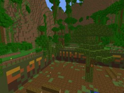 Medieval Pvp-Arena for Factions Minecraft Map & Project