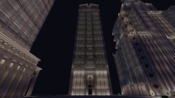 Sony Tower Minecraft Map & Project