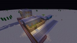 Desert Zombie Survival (Read desc) Minecraft