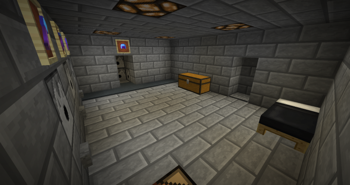 Overpowerd Respawn Room