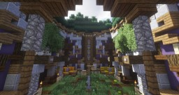 Server Spawn / Lobby Minecraft Map & Project