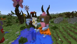 Mini Game Project Minecraft Map & Project