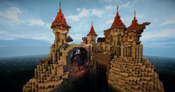 Seafort of the Gottwald's Principality Minecraft Map & Project