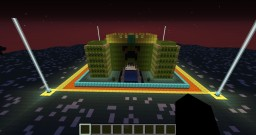 CREEPER CASTLE V3 Minecraft Map & Project