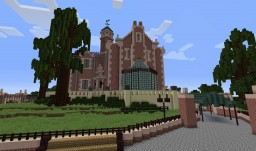 Disney World Haunted Mansion (Building) Minecraft