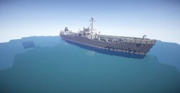 Oil Tanker Minecraft