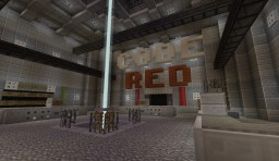 CODE RED: A King of the Ladder Game Minecraft Map & Project