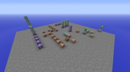Minecraft: Custom Characters Minecraft Map & Project